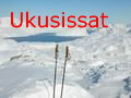 Skiing to the top of Ukusissat