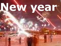 New years eve in Nuuk